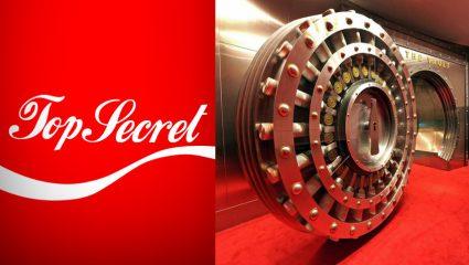 Η απόρρητη συνταγή της Coca-Cola: Πού βρίσκεται κρυμμένο το πιο ακριβό μυστικό του κόσμου