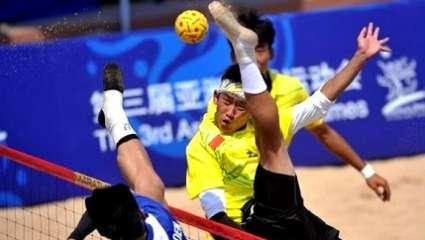 Kung Fu Ποδοβόλεϊ : Το άθλημα για να βγάλεις τα νεύρα σου