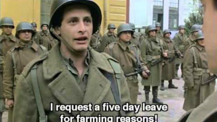 Ακολουθούν 10 πράγματα που έμαθα από τον στρατό.