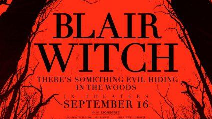 """Είδαμε πρώτοι το """"Blair Witch"""""""