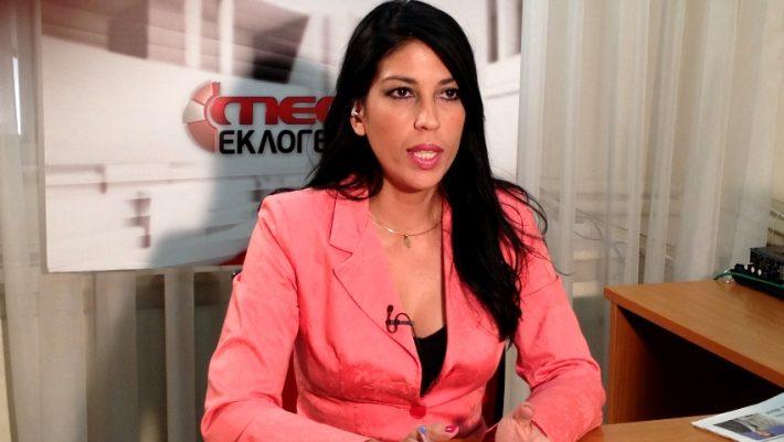 Ελένη Λαζάρου: «Μου έλεγαν πως πρώτα θα καταρρεύσει το κράτος και μετά το Mega»