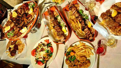 Αν ξέρεις από κρέας, στην παραδοσιακή μας «Λαδόκολλα» θα φας!