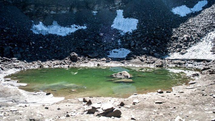 Το μυστήριο της «λίμνης των σκελετών» βρήκε (;) τη λύση του (Pics)