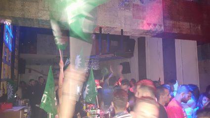 Αποκλειστικό: Πήγαμε στο πάρτι του ΠΑΣΟΚ με τις belvedere
