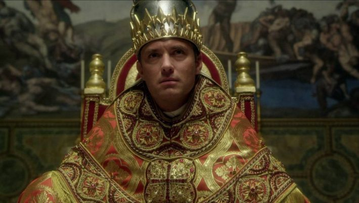 The Young Pope: Η σειρά για την οποία θα μιλούν όλοι σε λίγο