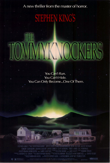 tommyknockers-poster