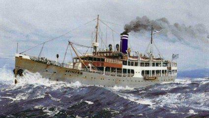 Η νάρκη του θανάτου: Το μεγαλύτερο ναυτικό δυστύχημα στην ιστορία της Ελλάδας (Pics)