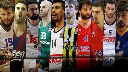 Τα 10 υψηλότερα συμβόλαια στο ευρωπαϊκό μπάσκετ
