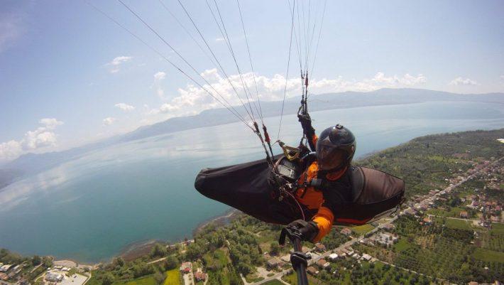 Paragliding: Πετώντας ψηλότερα απ' τα όνειρά σου