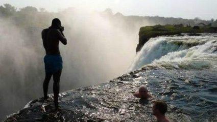 «Πισίνα του Διαβόλου»: Κολύμπα, αν τολμάς!