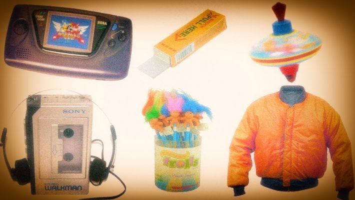 Δείξαμε σ' ένα 10χρονο δέκα αντικείμενα των 90s (pics)