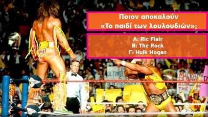 Κάτω από 15/19 αποτυχία: Θα κάνεις το απόλυτο στο WWW κουίζ που θα δυσκόλευε και τον Χαλκ Χόγκαν;