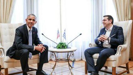 Πώς υποδέχτηκε τον Ομπάμα η Μικαέλα Ζορμπά (pics)