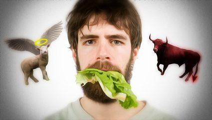 Vegan apocalypse: Πώς θα ήταν τα αγαπημένα μας φαγητά αν κάθε μέρα ήταν ημέρα χορτοφαγίας