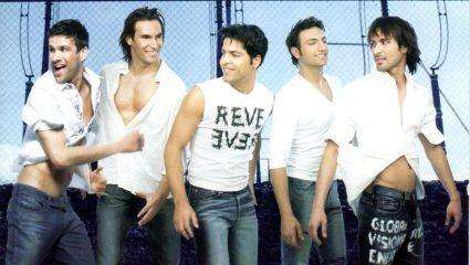 Μεγάλωσαν και άλλαξαν: Οι ONE 14 χρόνια μετά τη διάλυση του συγκροτήματος πάνε Eurovision (Pics)