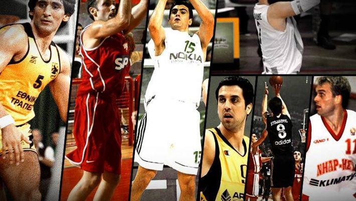 Poll: ποιος είναι το κορυφαίο «βρομόχερο» στην ιστορία του ελληνικού μπάσκετ;