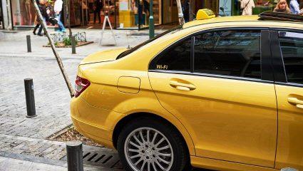 Ταξί: Ερχεται …διπλοκούρσα με το νόμο