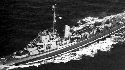 Το πείραμα της Φιλαδέλφειας: Ο μύθος του πλοίου που εξαφανίστηκε για 18 λεπτά (Pics & Vids)