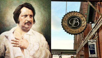 Από ελιξίριο, δηλητήριο: Ο Ονορέ ντε Μπαλζάκ «διάβασε» τη δόξα και το θάνατο στο φλιτζάνι του καφέ