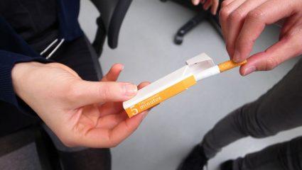 Τρακαδόρος στα τσιγάρα, τα πατατάκια και όχι μόνο. Αυτή η μάστιγα!