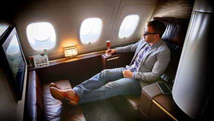 Ο Νταν Γκιλάσπια γύρισε όλο τον κόσμο με 408 δολάρια. ΕΙ-ΔΩ-ΛΟ!