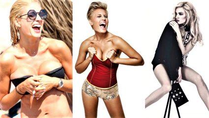 Οι 10 πιο ωραίες ξανθιές της ελληνικής τηλεόρασης (Pics)