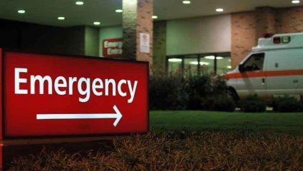 Μια βραδιά στα επείγοντα ενός εφημερεύοντος νοσοκομείου