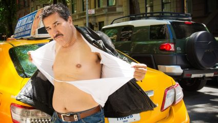 4+1 ταξιτζήδες που σε κάνουν να βγεις από τα ρούχα σου