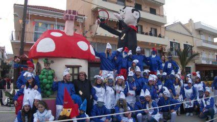 Το θρυλικό ληξουριώτικο καρναβάλι αύριο στο Menshouse.gr (Pics)