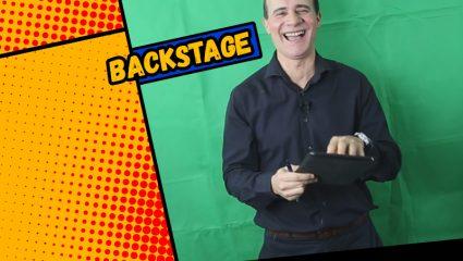 Backstage: Ο Μητσικώστας κάνει Φουρθιώτη-Τσουκαλά και πίσω απ' τις κάμερες κλαίνε όλοι απ' τα γέλια (Vids)