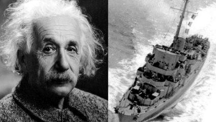 The Philadelphia Experiment: Το πλοίο που «εξαφανίστηκε» για 18 λεπτά και τρέλανε το πλήρωμά του (Pics & Vids)