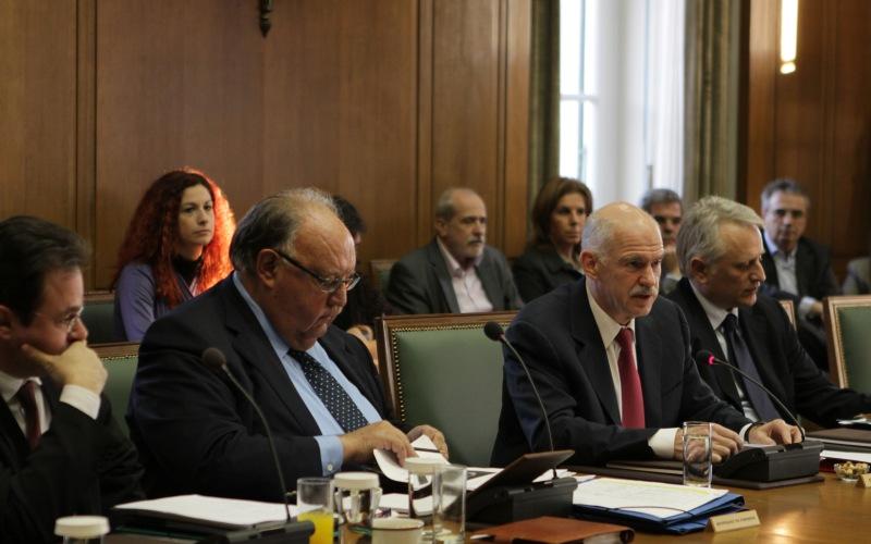 Πάγκαλος: ο Μουρίνιο των κοινοβουλευτικών εδράνων!