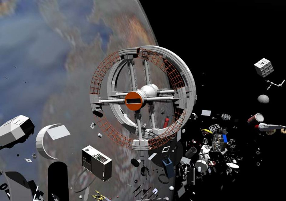 Ο μεγαλύτερος πονοκέφαλος της NASA: Μπορεί ένα σκουπίδι σαν τον κινεζικό πύραυλο να φέρει την καταστροφή;