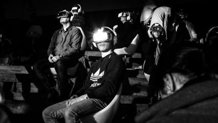 Το σινεμά στο μέλλον θα είναι ένα video game και θα «σκηνοθετείς» εσύ την ταινία