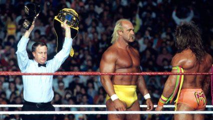 Η μητέρα των μαχών στο Wrestling: Hulk Hogan Vs Ultimate Warrior