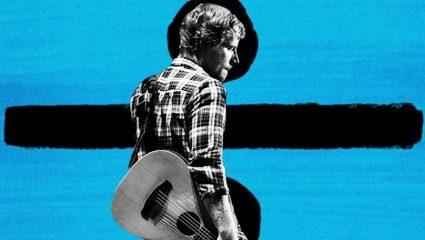 Ο Ed Sheeran γίνεται αρσενική Adele και κυριαρχεί σε όλα τα charts