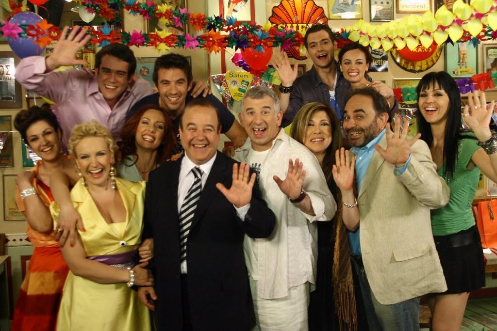 200.000 το επεισόδιο: Η πιο ακριβή ελληνική σειρά όλων των εποχών που τίναξε την μπάνκα στον αέρα