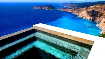 Το σπίτι με την ωραιότερη θέα στoν κόσμο βρίσκεται στην Ελλάδα (Pics)