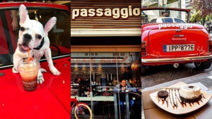 Passaggio Καλλιθέας: Ο πιο υπέροχος καφές και ανεπανάληπτα γλυκά στο πιο vintage στέκι της πόλης