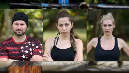 Αποχώρηση-έκπληξη απ' το Survivor: Ποιος απ' τους 3 υποψήφιους φεύγει σήμερα (Vid)