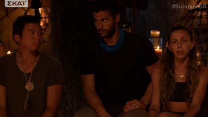Κακούργα κοινωνία του Survivor: Η Ελισάβετ κάνει τον Τσανγκ να βάλει τα κλάματα (Vid)