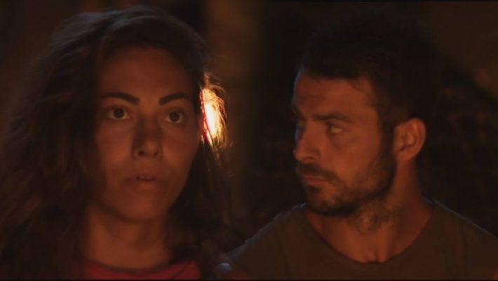 «Αχ αυτό το βλέμμα σου»: Η Ευρυδίκη αποθεώνει τον Ντάνο 10 μέρες πριν χάσει την εμπιστοσύνη της (Vid)