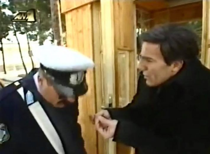 Χρειάστηκε μόνο 1 λέξη του Καλυβάτση: Το βίντεο των 15'' του ΑΜΑΝ που πήρε 3 ώρες να γυριστεί απ' τα γέλια (Vid)