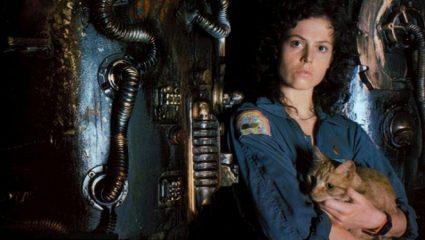 Το έγκλημα που δεν έγινε στην τελευταία σκηνή του Alien
