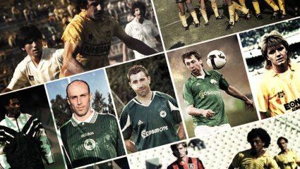 Κουίζ: μπορείς ν' αναγνωρίσεις τους 16 πιο καλτ ποδοσφαιριστές του ΑΕΚ- Παναθηναϊκός;