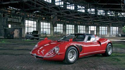 Οι πιο όμορφες Alfa Romeo που κατασκευάστηκαν ποτέ! (Pics)
