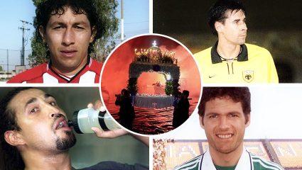 7 ποδοσφαιριστές που ήταν πιο αργοί κι από τον επιτάφιο