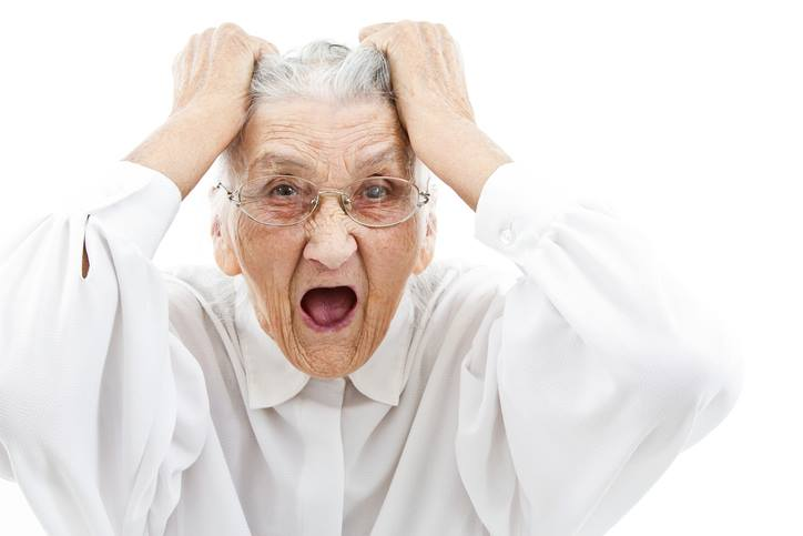 Αποτέλεσμα εικόνας για Γιαγιά φοροφυγάς!