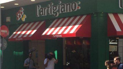 Η L' Artigiano γίνεται γνωστή και στη Γερμανία!