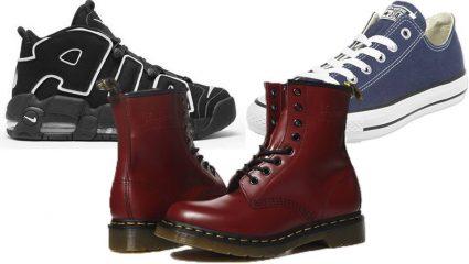 Τεστ μνήμης: Θυμάσαι τα 14 παπούτσια που όλοι φορούσαμε μικροί στο σχολείο; (Pics)